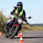 conduire moto